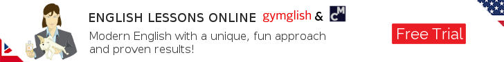 Free trial - Gymglish with Clark and Miller