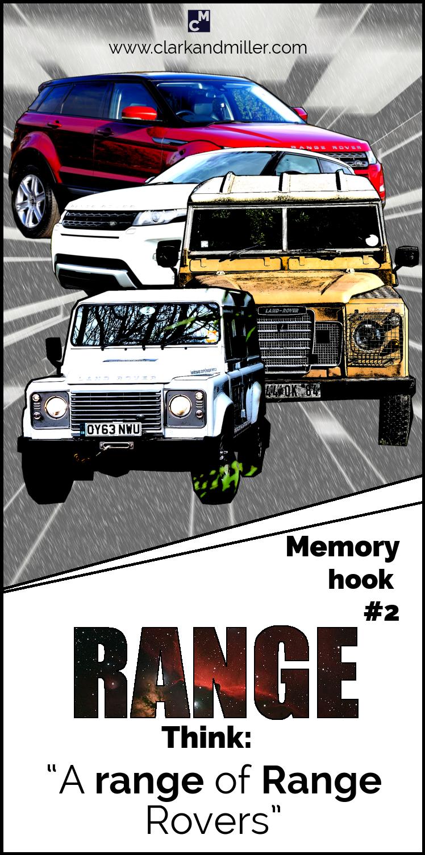 "#2 Range - ""A range of Range Rovers"""