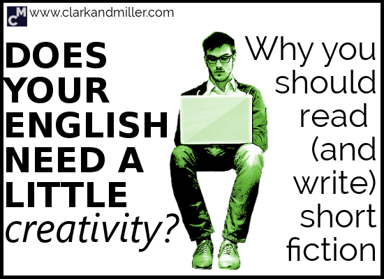 Why You Should Read (and Write) Short Fiction in English