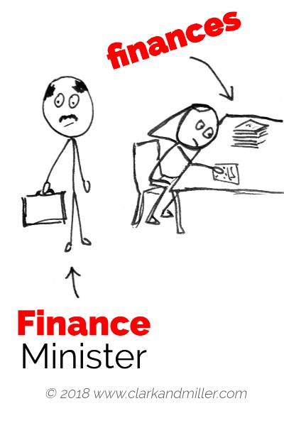 Finance vs Finances