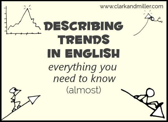 Describing Trends in English